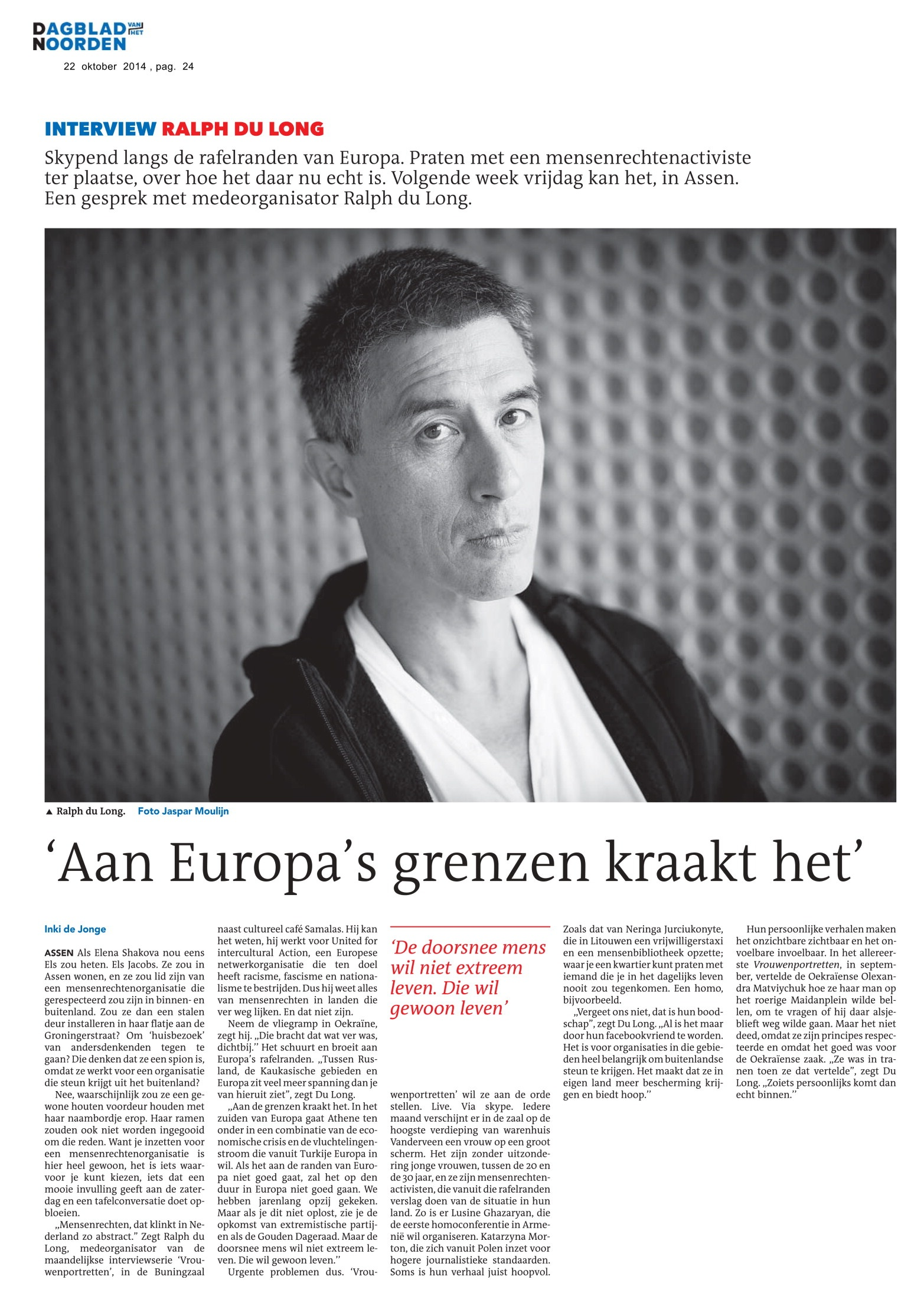 dagblad van het noorden nl