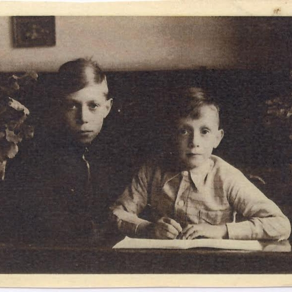 Hartog en Jonas Wallage