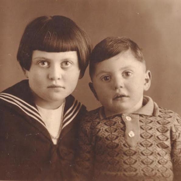 Betje en Abraham Kropveld